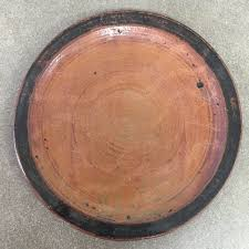 Earth Tone Pictures by Large Earth Tone Earthen Ware Platter U2013 Urbanamericana