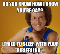 You Re Gay Meme - know your gay memes quickmeme