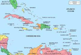map of the bvi map of caribbean bvi