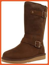 ugg australia womens emalie brown stout leather ankle boot 7 ebay ugg australia womens emalie boot http amazon com dp