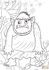 giant from jack and the beanstalk coloring page free printable