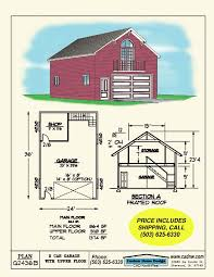 cabin plans with garage 162 best plans for backyard cottage images on backyard