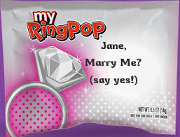 where can i buy ring pops ring pop engagement 101