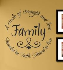 wall design ideas family sayings wall lovely family