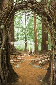 best 25 woods wedding ceremony ideas on pinterest outdoor