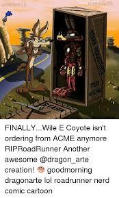 Wile E Coyote Meme - dragonarte dragonarte star ndustr agon arte finallywile e coyote