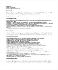 Sample Resume Summaries by Download Biomedical Engineer Sample Resume Haadyaooverbayresort Com