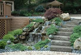 Garden Stones And Rocks When It Comes To Landscaping Stones And Boulders Really Rock