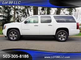 2009 chevrolet suburban lt 1500 leather 3rd row 20