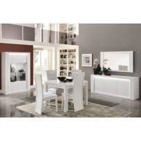 chaise table b b fabuleux table de salle a manger blanc laqu venezia vetr 2a bb