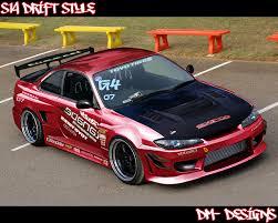 drift cars wallpaper s14 drift car by danhateskevs on deviantart