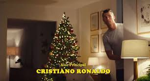 cristiano ronaldo is kevin in home alone advert with his