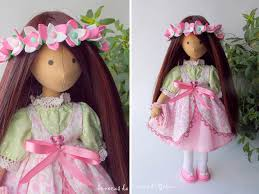 flower girl doll gift cloth doll soft doll cotton doll gift for girl doll