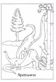 coloring page dinosaurs 2 apatosaurus coloring pinterest