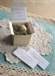 unique baby shower invitations quail egg shower egg invitations bumble bee baby shower