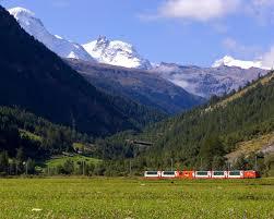 Bahnweg Zermatt Täsch Zermatt Switzerland