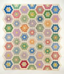 grandmother u0027s flower garden susan dague quilts