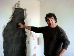 Sealant Paint For Damp Interior Walls Repairing A Damp Wall Mpg Youtube