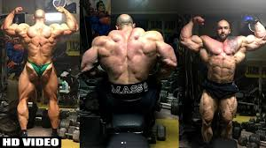 richard herrera bodybuilder watch this 24 year old mass monster tips the scales at over 300 lbs