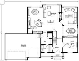 open living floor plans plan 73308hs open floor living home plans open