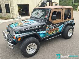 gemini jeep jeep wrap custom vehicle wraps