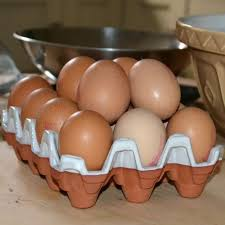 ceramic egg tray 12 egg racks weston mill pottery uk