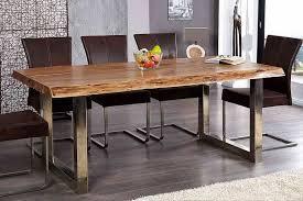table de cuisine bois table de cuisine bois grande table ronde avec rallonge slowhand