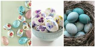 Vintage Plastic Easter Decorations by 60 Fun Easter Egg Designs Creative Ideas For Decorating Easter