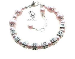 baby personalized jewelry baby jewelry etsy