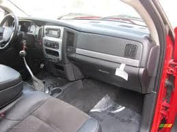 2004 dodge ram 1500 srt 10 regular cab interior photo 49278197