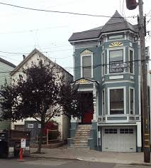 Queen Anne Style by Victorian Houses U2014 Queen Anne Style Duplex By Eric Via Flickr