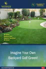 The Backyard by Best 20 Backyard Putting Green Ideas On Pinterest Outdoor
