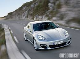 Porsche Panamera Top Speed - 2010 porsche panamera turbo european car magazine