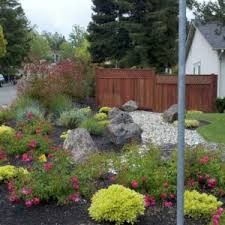 extraordinary corner garden ideas landscaping for privacy corner