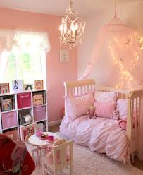 modern toddler bedroom ideas white bed linen blue painted wall