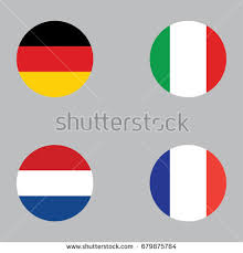 hm design button national flag germany italy stock vector 679875784