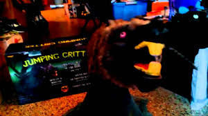 my spirit halloween jumping critter youtube