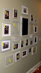 Hanging A Frame by Hanging A Gallery Wall Tips Our Southern Home