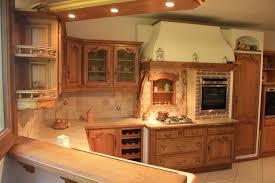 cuisine en chene massif cuisine blanche et 10 indogate cuisine chene massif moderne
