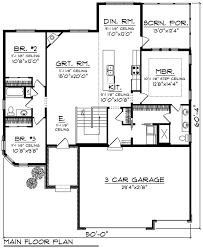 one house blueprints 369 best house plans with side and back view images on