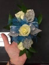 Turquoise Corsage Corsages Libby U0027s Flowers Llc Prairieville La