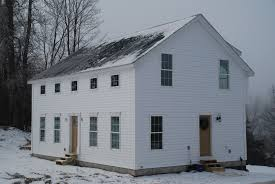 the windham colonial vermont modular homes