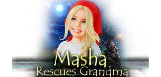 masha rescues grandma steam
