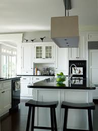 Accessorizing Atop Your Kitchen Cabinets Black Appliances