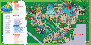 Water Country Map Park Map Nrh U2082o Family Water Park North Richland Hills Tx