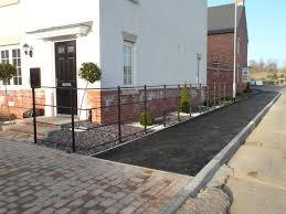 Garden Wall Railings by Steel Estate Railing