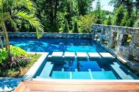 awesome backyard pools awesome backyard pools large size backyard pool designs landscaping