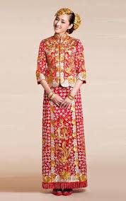 chinese wedding dress chinese bridal gown bridal cheongsam qipao