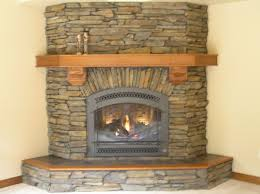 have mantel that wrapped around the fireplace area and have