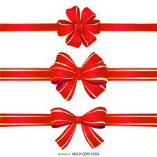 ribbon bow isolated ribbon bow vector